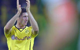 Borussia Dortmund agradece a Lewandowski: ganó al Bremen con gol del polaco
