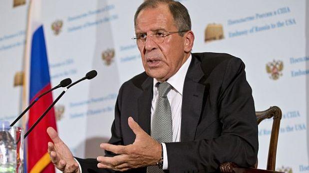 Rusia advierte a Estados Unidos ante posible intervención en Siria