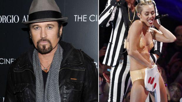 """Padre de Miley Cyrus: """"Ella sigue siendo mi pequeña"""""""