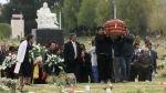 Arequipa: velan restos de joven abogada que fue asesinada por su pareja - Noticias de velorio