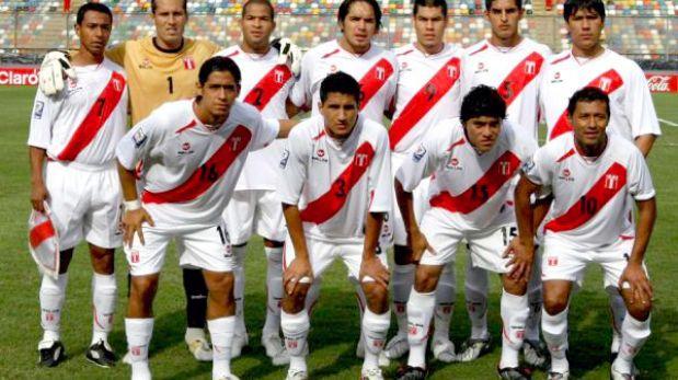 Perú le ganó a Uruguay por última vez en Lima con este inédito once