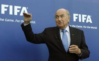 """Blatter sobre Bale: """"Dudo que un jugador valga tanto"""""""