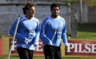 Uruguay llega hoy a Lima con su mejor plantel
