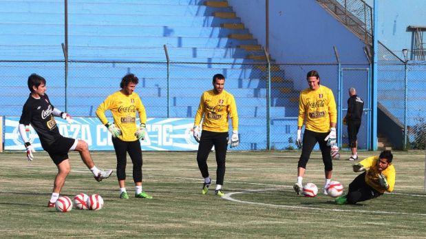 FOTOS: así fueron los entrenamientos de la selección peruana a dos días del partido ante Uruguay