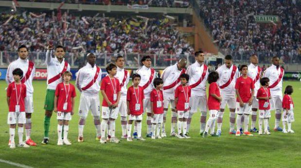 ¿Te gusta este once titular con el que Perú enfrentará mañana a Uruguay?