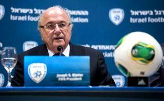 """Blatter admite que fue """"un error"""" elegir Qatar para el Mundial 2022"""