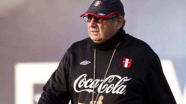 """Sergio Markarián sobre la eliminación de Perú: """"El sueño se terminó"""""""