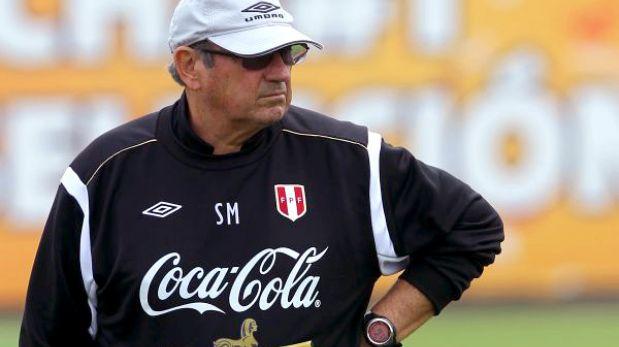 ¿Por qué Sergio Markarián no quiere ser director de selecciones peruanas?