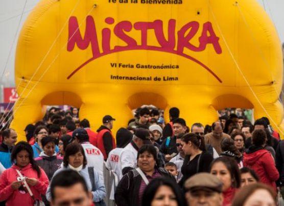 Mistura: una exitosa y veloz historia que ya cumple 7 ediciones