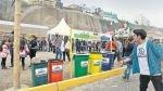 Mistura solo logra reciclar el 25% de basura que genera a diario - Noticias de patricia majluf