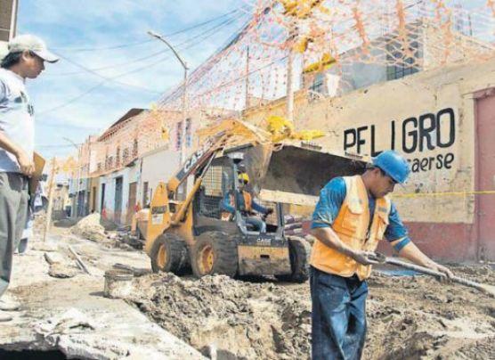 Contraloría identificó 560 obras públicas paralizadas