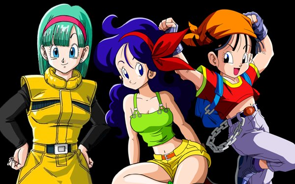 """Dragon Ball"""": los 10 personajes femeninos más recordados de la serie ..."""
