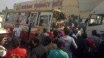 Santa Anita: ocho heridos dejó violento choque entre bus y camión - Noticias de monte fiori