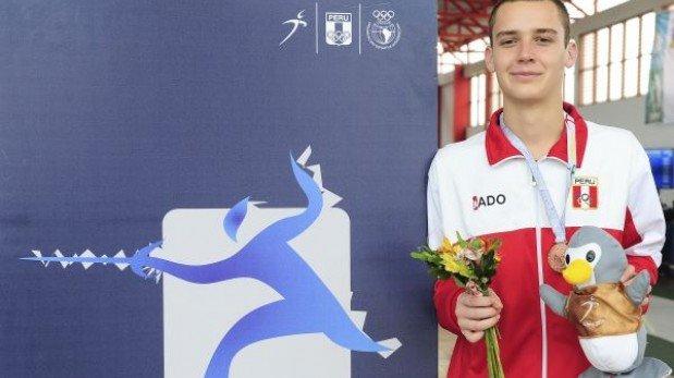 Juegos de la Juventud: peruanos ganaron medallas de plata y bronce