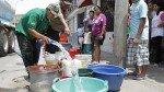 El agua cuesta entre 30 y 50 veces más en Pasco y Pucallpa - Noticias de agua potable en lima