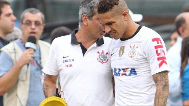"""Markarián sobre Paolo Guerrero: """"No está en condiciones de jugar"""""""