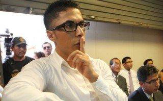 Caso Fefer: Ariel Bracamonte evitó hablar sobre liberación a su hermana Eva