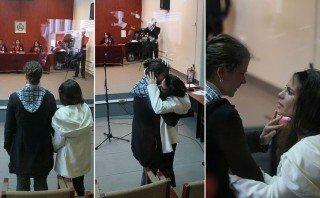 El juicio a Eva Bracamonte por el crimen de Myriam Fefer en imágenes