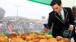 En Ventanilla se preparó la 'papa rellena más grande del mundo' - Noticias de patatas rellenas de carne
