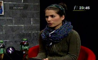 Eva Bracamonte admite que sospecha de Ariel, Pinkas Flint y Julio Moscol