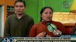 Padre de 'niña sirenita' aseguró que se aprovecharon de su hija para denunciarlo - Noticias de victor choquehuanca