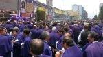 Procesión del Señor de los Milagros: este es el plan de desvíos para hoy - Noticias de miguel aljovin