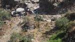 Huancavelica: accidente de bus deja al menos 19 muertos entre ellos dos niños - Noticias de jacob soboroff