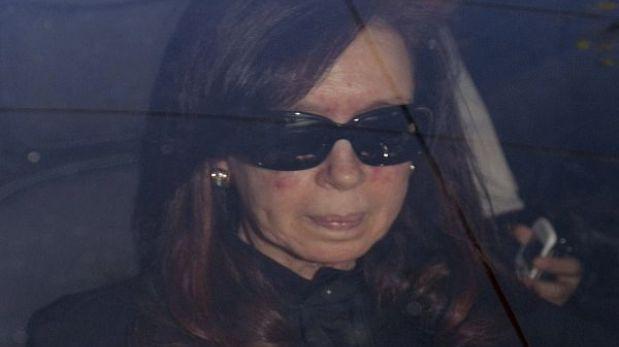 "Operación a Cristina Fernández es un proceso ""bastante sencillo"""