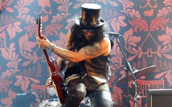 Kings of Chaos: banda encabezada por Slash tocará en Lima el 21 de noviembre