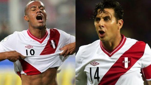 Pizarro y Carrillo comandarán el ataque peruano ante Argentina