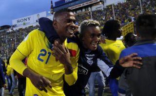 Ecuador venció 1-0 a Uruguay en Quito y está a un paso de ir al Mundial [VIDEO]
