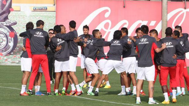 Selección peruana entrenó con la consigna de ganar a Bolivia en la última fecha de Eliminatorias [FOTOS]