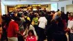 ¿Por qué hay largas colas en Migraciones del Aeropuerto Jorge Chávez? - Noticias de valentin ayquipa