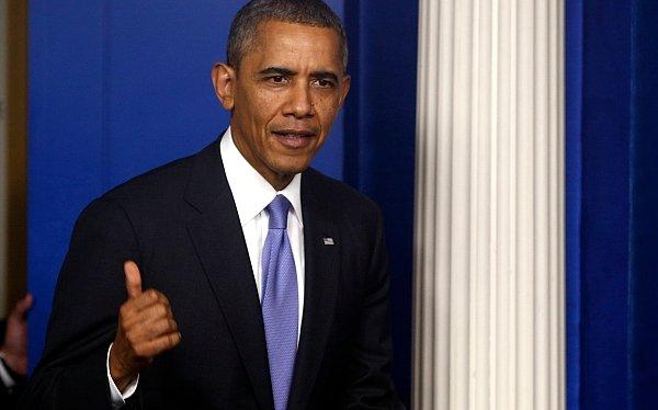 EE.UU.: Barack Obama promulgó el acuerdo y acabó con el 'shutdown'
