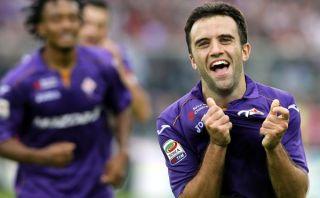 Fiorentina perdía 2-0 y remontó 4-2 a Juventus con 'hat trick' de Rossi