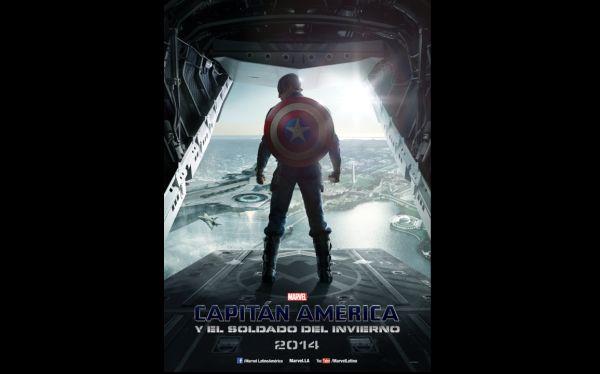 """Mira el tráiler de la segunda parte de """"Capitán América"""""""