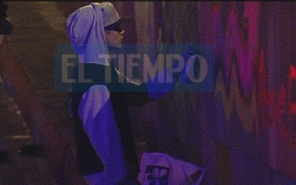 Grafiti pintado por Justin Bieber enciende polémica en Colombia