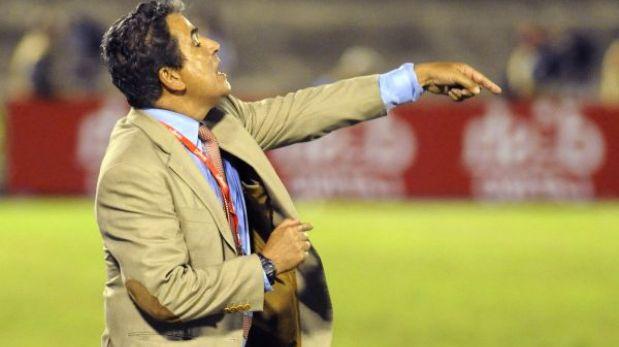 """Jorge Luis Pinto: """"A la selección de Markarián le faltó sentimiento de camiseta"""""""