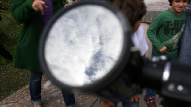 El espect culo c smico del ltimo eclipse del a o fotos for Ultimos chimentos del espectaculo