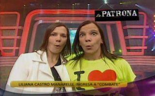 """""""Combate"""": Liliana Castro Mannarelli se sumó como nueva competidora"""