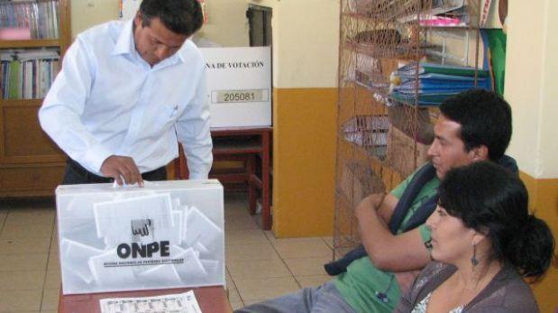 Elección de regidores en Lima: consulta tu lugar de votación