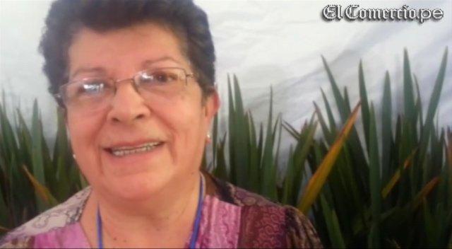 <b>Esperanza Rosas</b>, la señora que teje y emociona en YouTube | Actualidad <b>...</b> - 691558