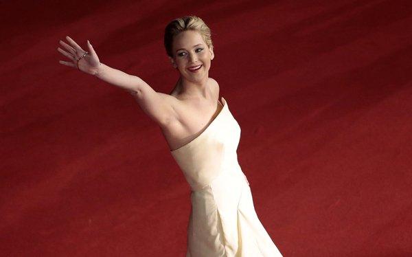 Jennifer Lawrence: 5 grandes momentos de la chica más 'cool' de Hollywood