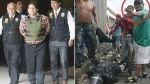 La Parada: otro vándalo que apedreó a policía Percy Huamancaja fue capturado - Noticias de Ñaja