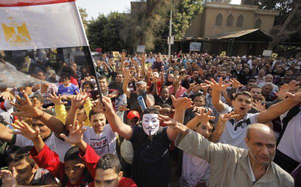 Egipto: islamistas se manifiestan en el primer viernes sin toque de queda