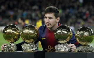 Diez años devorando récords: mira los impresionantes números de Messi