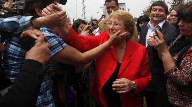 Elecciones en Chile: Michelle Bachelet ganó y es la nueva presidenta