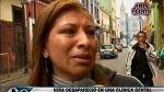 Niña de cinco años desapareció hace cinco días en San Martín de Porres - Noticias de hogar clinica san juan