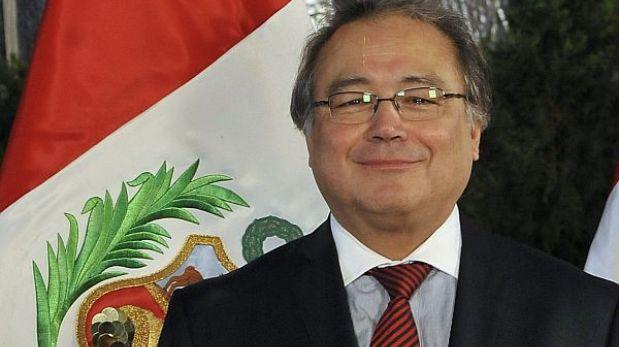 Gobierno oficializ designaci n de nuevo ministro del for Ministerio del interior pagina oficial