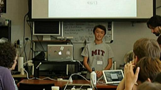 Conoce a Quin Etnyre, el niño que con solo 13 años enseña en el MIT [VIDEO]